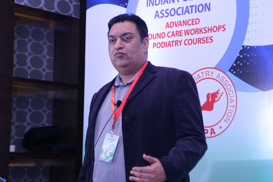 21st and 22nd September IPA LIFE DIABETIC FOOTCARE WORKSHOP 2019